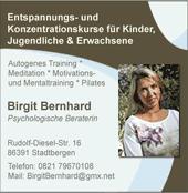Birgit Bernhard