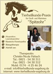 Tierheilkunde Spitzohr
